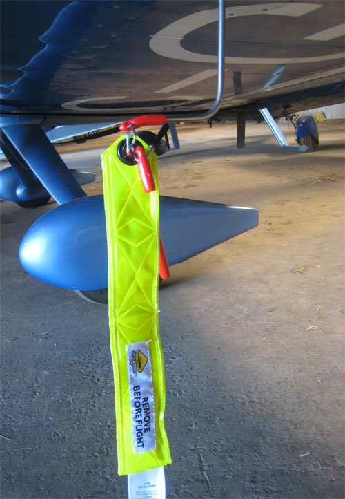 Light Sport Pitot Plug Kit