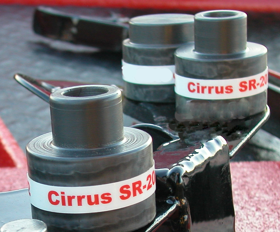 Cirrus SR20 & SR22 Pin Cap Set